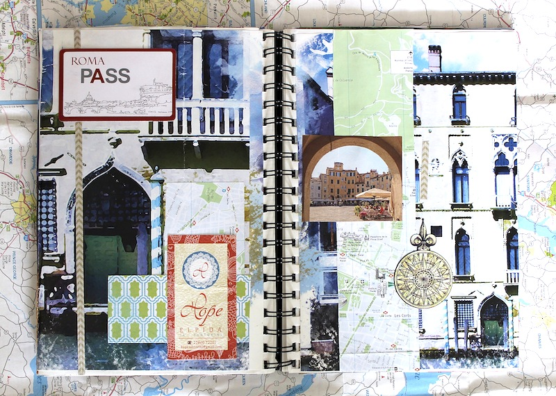 How to make a travel journal that always inspires you solutioingenieria Gallery